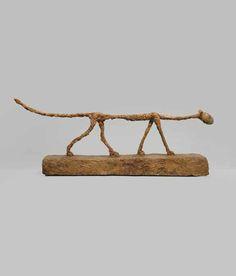 Alberto Giacometti, Le Chat, 1951, Paris, Fondation Alberto et Annette Giacometti