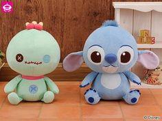 Baby Stitch and  Scrumpy so tots Kawaii!!