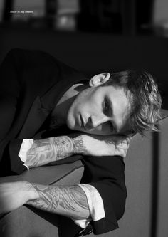 For the 9th edition of Client Style USA, we have cover star Machine Gun Kelly– Rapper, actor & model. MGK was photographed by Karl Simone in New York, with styling by Joseph Turla. Fashi…