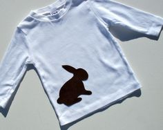 Gorgeous Bunny Rabbit appliqué  by AngelLeaDesigns on Craftumi