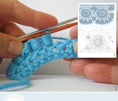 point-bordure-crochet …