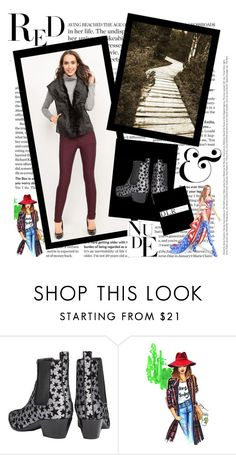 """""""DLRBOUTIQUE.COM"""" by irinavsl ❤ liked on Polyvore featuring PATH, Yves Saint Laurent, WALL and Victoria's Secret"""