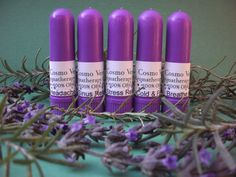 Aroma sticks are a great way to treat Hay Fever with essential oils