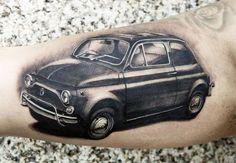 Tattoo by Erich Rabel | Tattoo No. 7340