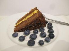 Tortaszelet áfonyával Tiramisu, Ethnic Recipes, Food, Essen, Meals, Tiramisu Cake, Yemek, Eten