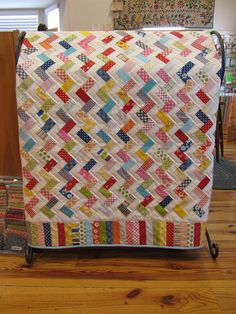 Short Line by Miss Rosie's Quilt Co.