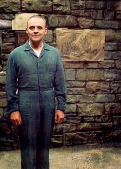 Dr. Hannibal lecter. Anthony Hopkins. The silence of the lambs.