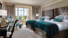 Dublin's most spacious bedrooms - perfect for that girly getaway