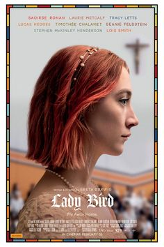 The dynamic between mother and daughter in LADY BIRD was fun and interesting. Great portrayals. Saoirse Ronan is always good and Lady Bird (2017) - Laurie Metcalf as Lady Bird's mom was a revelation. I can't imagine anyone else playing the parts. Tom and I cared so much about the characters, the ending left us hanging. Something different—a neat-and-tidy resolution to the conflict— for closure would have been nice.