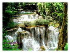"""บุกป่าฝ่าดงไพร ชุ่มชื่นฉ่ำใจที่ """"น้ำตกห้วยแม่ขมิ้น"""" http://www.teepucks.com/webboard/index.php/topic,449.0.html#.Ut3mGNJGzIU"""