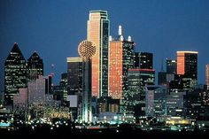 Dallas, Texas.  In Memory of the Bad Tour in April 1988