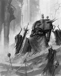 aoasdatachannel:Chaos Champion by Igor Kieryluk (IgorKieryluk on deviantART)