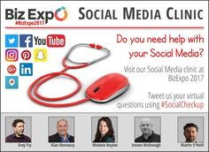 Have you got a questions about Social Media and would like some help. About Facebook, Clinic, Social Media, Events, This Or That Questions, Twitter, Youtube, Social Networks, Youtubers