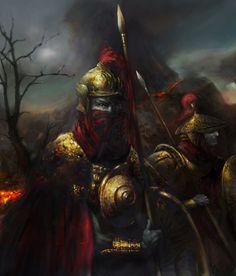 Morrowind: Molag Amur by IgorLevchenko.deviantart.com on @DeviantArt