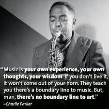 Kind of Pink and Purple: Jazz Quotes