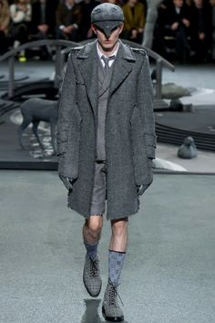 Thom Browne's Fall 2014 collection
