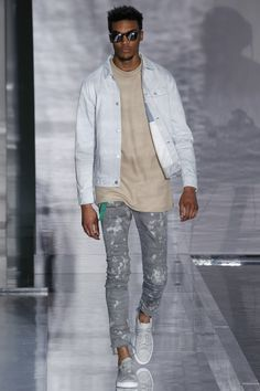 John Elliot | Menswear - Spring 2017 | Look 10