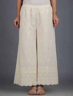 Pakistani Fashion Casual, Pakistani Dresses Casual, Pakistani Dress Design, Kurta Designs Women, Blouse Designs, Pallazo Pants Pattern, Plazzo Pants, Salwar Pattern, Kurti Embroidery Design
