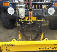 Added extension below Lift Ram to compensate for additional height. Swapped passenger side PA Ram Hose to longer Hose. You can see EZ Plus conversion as well. Lifted Ram, Add Extension, Jeep Accessories, Snow Plow, Espresso Machine, Over The Years, Tractors, Ideas, Espresso Coffee Machine
