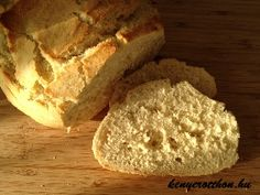 Expressz kenyér, tönkölybúzából Keto, Bread, Food, Brot, Essen, Baking, Meals, Breads, Buns