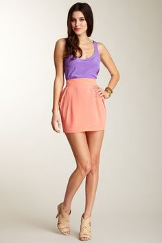 NAVEN Bubble Skirt by Blowout on @HauteLook