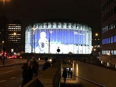 British Film Institute (BFI) IMAX Theater, London, UK