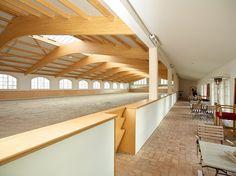 Baroque riding stables - EQUUS DESIGN - Das Planungs- und Einrichtungsbüro für Reit- und Gestütsanlagen