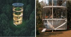 We'll All Live In These Eco Treehouses In The Future, Says Architect