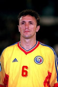 Gheorghe Popescu - Alchetron, The Free Social Encyclopedia Football Cards, Football Players, Everton Fc, International Football, World Football, Fc Barcelona, Polo Ralph Lauren, Soccer, History