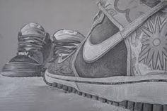 Shoes Drawing.