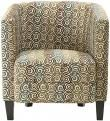 Alice Barrel Chair - Arm Chairs - Living Room - Furniture - Side Chairs - Fabric Chairs - Upholstered Chairs | HomeDecorators.com