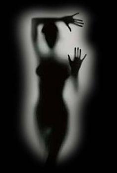 Ghost girl...
