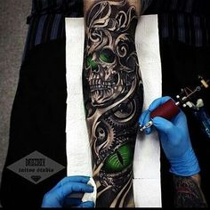 cool New Top 100 3d tattoo | ♥♥♥ Check more at http://4develop.com.ua/new-top-100-3d-tattoo/