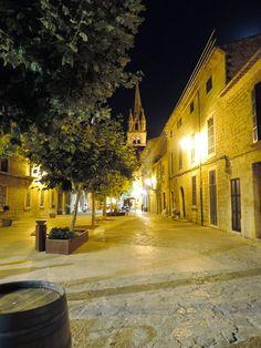 Mil Lugares por descubrir en Mallorca: Es P'dal   Una buena opción para cenar en Binissalem