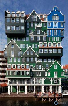 Inntel Hotel Zaandam, Amsterdam - Arteide