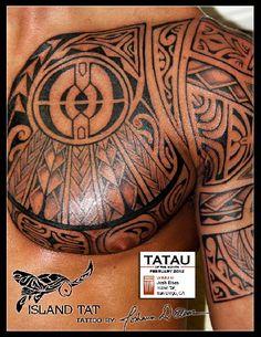 Half sleeve Polynesian Tattoo - Big Tattoo Planet Community Forum