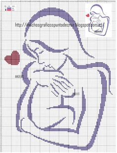 Thrilling Designing Your Own Cross Stitch Embroidery Patterns Ideas. Exhilarating Designing Your Own Cross Stitch Embroidery Patterns Ideas. Cross Stitching, Cross Stitch Embroidery, Embroidery Patterns, Crochet Patterns, Cross Stitch Designs, Cross Stitch Patterns, Cross Stitch Silhouette, Graph Paper Art, Bordados E Cia
