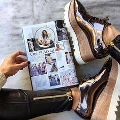 modelos-de-zapatos-con-detalles-metalicos (8) - Beauty and fashion ideas Fashion Trends, Latest Fashion Ideas and Style Tips
