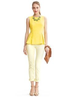Women's Apparel: outfits we love | Banana Republic - Business Casual