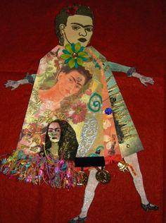 Frida paper dollo