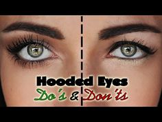 Learn how to apply eye makeup for hooded eyes with 6 tutorials that are packed with step-by-step tips to get the perfect cut crease, dome shape, soft smokey socket, and winged eyeliner. Perfect for Asian eyelids and Jennifer Lawrence lookalikes! Make Up Tutorial Contouring, Makeup Tutorial Eyeliner, Eyeshadow Tutorials, Best Makeup Tutorials, Eyebrow Tutorial, Eye Makeup Steps, Eye Makeup Art, Makeup Eyeshadow, Makeup For Droopy Eyelids
