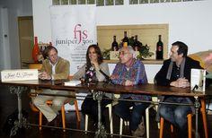 Rueda de prensa María Dueñas en Mallorca con Juníper300 y Misión Olvido.  #juniper300 #latinoheritage #majorca2013 #marcaespaña