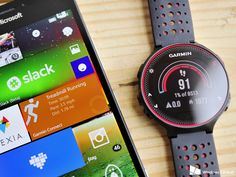 Garmin joined the Windows 10 and Mobile world