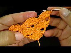 Modern Crochet, Crochet Shawl, Crochet C - Diy Crafts - maallure Diy Crafts Knitting, Diy Crafts Crochet, Crochet Projects, Modern Crochet, Love Crochet, Crochet Lace, Dishcloth Knitting Patterns, Crochet Stitches, Crochet Triangle