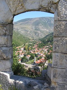 Stolac, Bosnia Olympic Sites, Les Balkans, Bosnia And Herzegovina, Trip Planning, Places To Travel, Countries, Grand Canyon, Cool Pictures, Beautiful Places