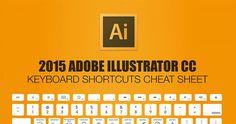 Keyboard Shortcuts for Illustrator
