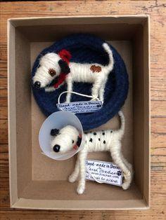 Another little commission Sarahstrachan.com Uk Shop, Puppets, Crafts, Animals, Art, Trapillo, Toys, Animais, Craft Art