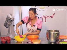 La ricetta classica dei Muffin, i soffici dolcetti americani - YouTube