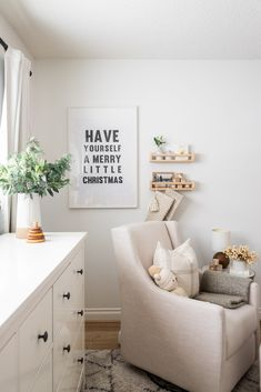 Click to see holiday home decor ideas for kids on Halfway Wholeistic! Holiday nursery room Christmas home. You'll find all sorts of holiday decorations like holiday wreaths Christmas. These are holiday decorations Christmas indoor nursery for kids. Check out these Christmas tree decorations themes gold too. Best Christmas decor ideas for nursery. Fun Christmas decorating ideas for the home! See the cute nursery Christmas tree. Nursery Christmas decorations kids rooms! #decor #holidays Christmas Decorations For Kids, Holiday Crafts For Kids, Tree Decorations, Nursery Room, Nursery Ideas, Bedroom Decor For Couples Romantic, Neutral Nursery Colors, Bedroom Design Inspiration, Decorating Ideas
