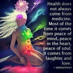 Love is the only Health ❤